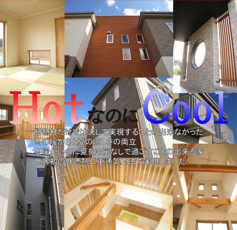 HotなのにCool!!<br />